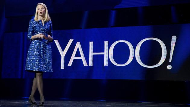 Yahoo-Chefin Marissa Mayer (Bild: AP)