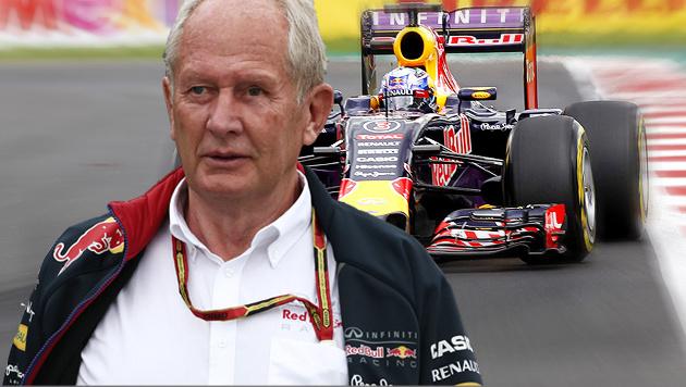 Helmut Marko ortet Verschwörung gegen Red Bull (Bild: GEPA)