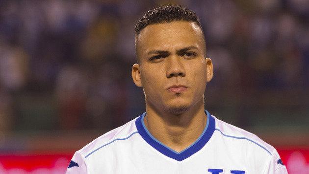 Honduras trauert: Teamspieler Peralta erschossen (Bild: AP)