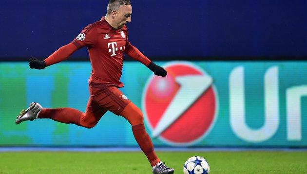 Franck Ribery (Bild: AFP)
