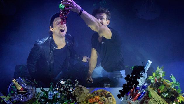 """""""Die City4U-Szene-Awards für die besten Partys! (Bild: Mario Baumgartner)"""""""