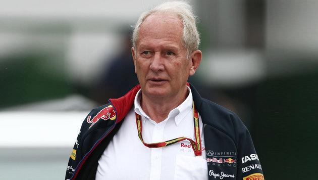 """""""Irrsinn!"""" Marko droht mit Red-Bull-Ausstieg (Bild: GEPA)"""
