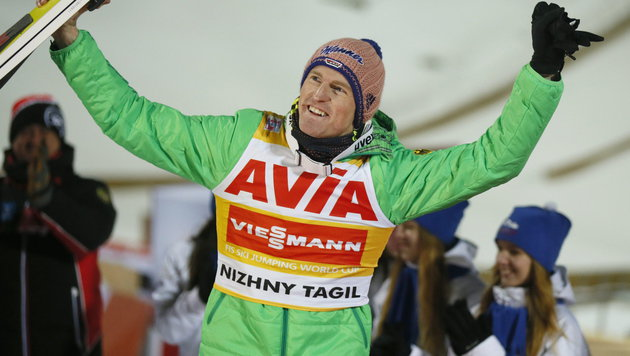 Severin Freund (Bild: APA/EPA/SERGEI ILNITSKY)