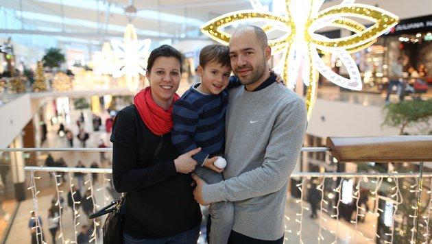Ansturm auf Geschäfte am dritten Adventsamstag (Bild: Gerhard Bartel)