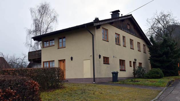 Seit seiner Scheidung wohnte der Täter im Haus seines verstorbenen Großvaters. (Bild: Markus Wenzel)