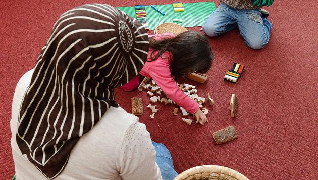 Heuer bereits zwei Islam-Kindergärten geschlossen (Bild: dpa)