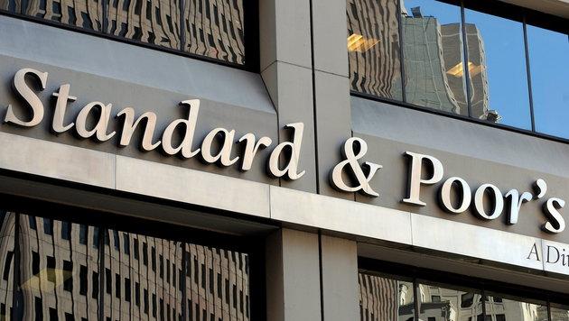 """Standard & Poor""""s belässt Österreich-Note bei AA+ (Bild: APA/EPA/Justin Lane)"""