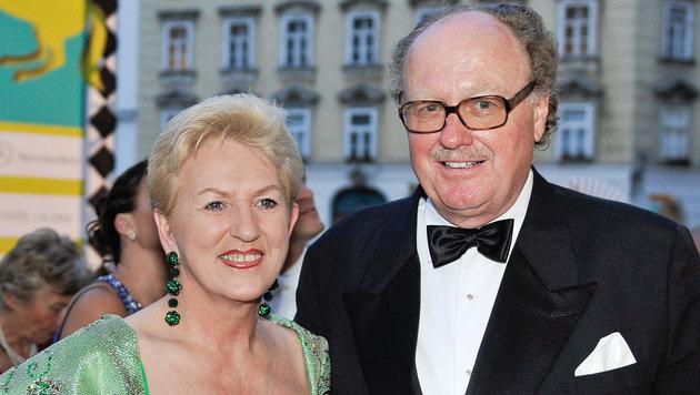 Die Ex-Ministerin und der Graf sind getrennt (Bild: APA/HERBERT NEUBAUER)