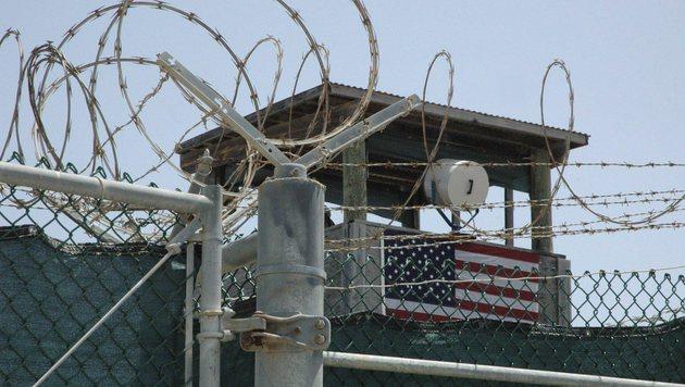Ein Drittel der Insassen soll Guantanamo verlassen (Bild: RANDALL MIKKELSEN/EPA/picturedesk.com)