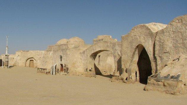 """""""17 """"Star Wars""""-Fun-Facts, die ihr kennen müsst (Bild: Panoramio)"""""""