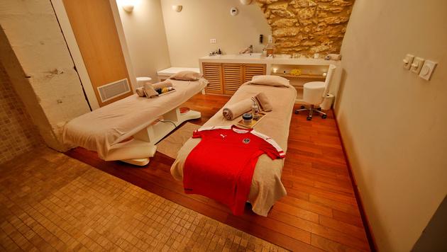 EM-Quartier: So luxuriös wohnt das ÖFB-Team (Bild: GEPA pictures)