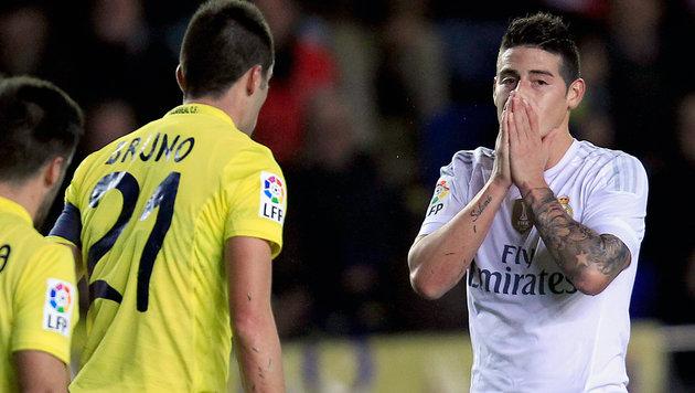 """Video: """"Gelbes U-Boot"""" versenkt Real Madrid (Bild: AP)"""