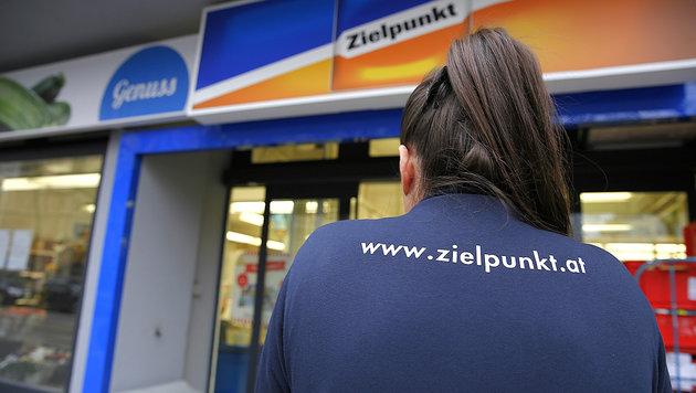 Wien: Erste Zielpunkt-Filiale wieder eröffnet (Bild: Martin A. Jöchl)
