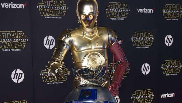 """Harrison Ford über neuen """"Star Wars"""": """"Großartig!"""" (Bild: APA/AFP/VALERIE MACON)"""