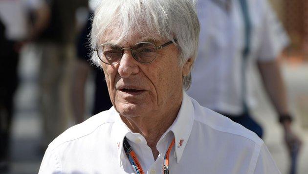 Ecclestone: 2017 kein Deutschland-Grand-Prix (Bild: APA/AFP/Tom Gandolfini)