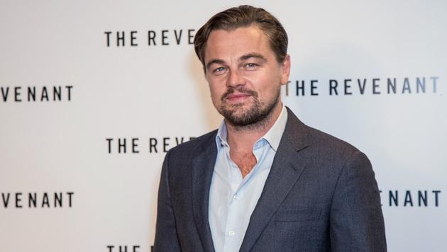 Leonardo DiCaprio (Bild: Vianney Le Caer/Invision/AP)