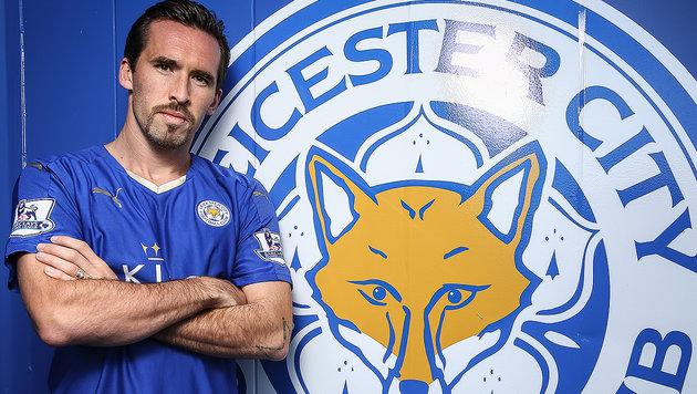 Mit Fuchs in Startelf hat Leicester nie verloren! (Bild: GEPA)