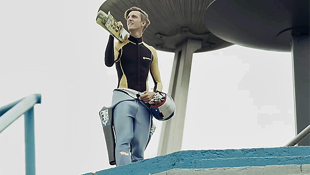 Schlierenzauer feiert Sensations-Schanzencomeback! (Bild: Red Bull Contentpool)