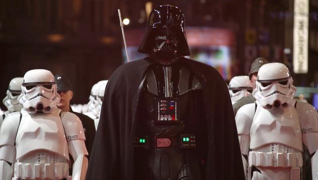 Die Macht ist nun endlich auch in Wien erwacht (Bild: Joel Ryan/Invision/AP)