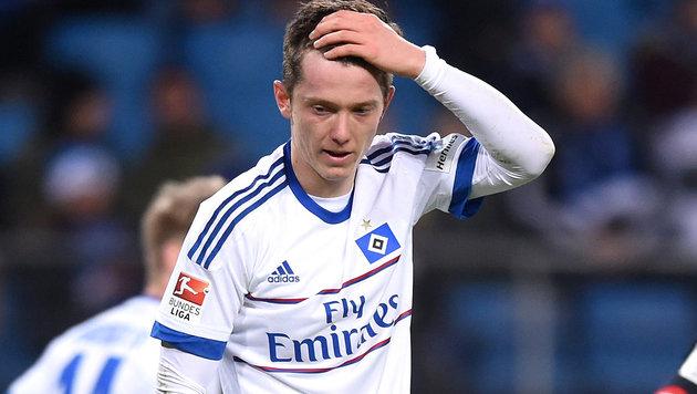 HSV lässt Gregoritsch wohl zu Köln wechseln (Bild: GEPA)