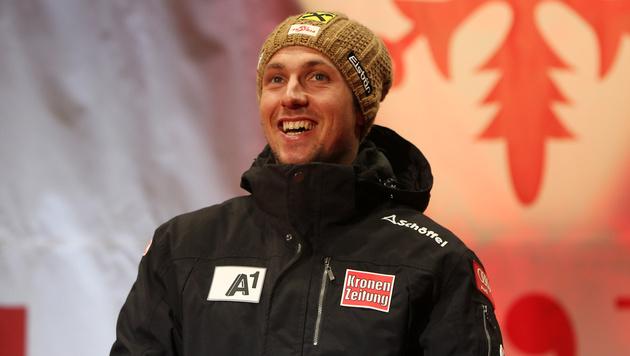 Marcel Hirscher lässt Speed-Bewerbe in Gröden aus (Bild: GEPA)
