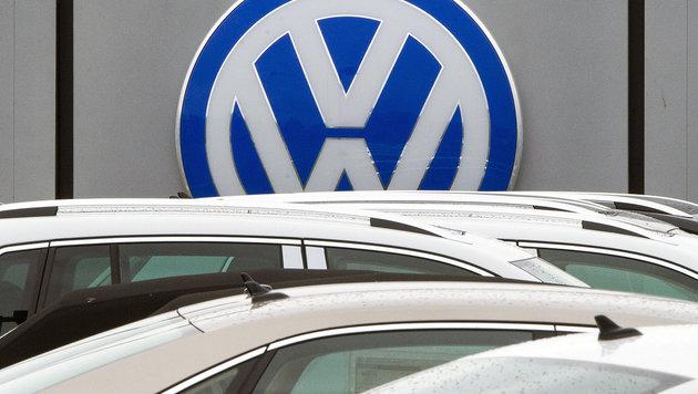VW-Manager bestehen auf fette Bonuszahlungen (Bild: AFP)