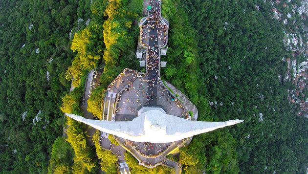 Luftige Aufnahmen: Die besten Drohnen-Bilder (Bild: dronestagr.am/Alexandre Salem)