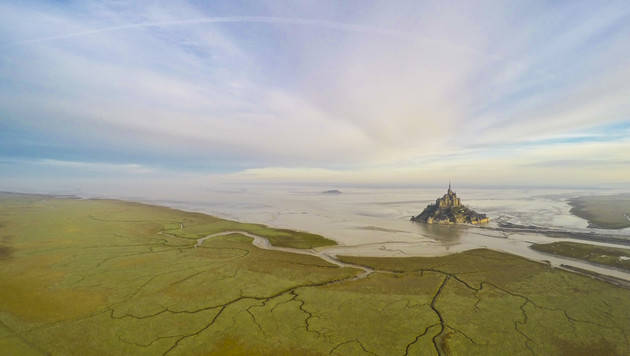Luftige Aufnahmen: Die besten Drohnen-Bilder (Bild: dronestagr.am/Wanaiifilms)