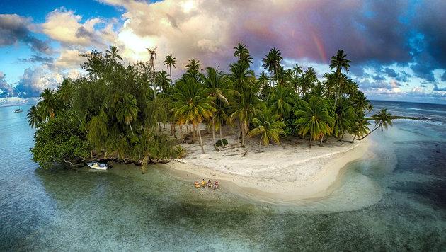Luftige Aufnahmen: Die besten Drohnen-Bilder (Bild: dronestagr.am/Marama photo Video)