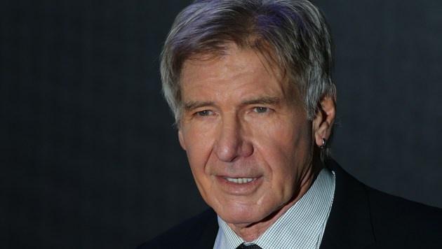Harrison Ford (Bild: APA/AFP/JUSTIN TALLIS)