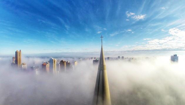 Luftige Aufnahmen: Die besten Drohnen-Bilder (Bild: dronestagr.am/Ricardo Matiello)