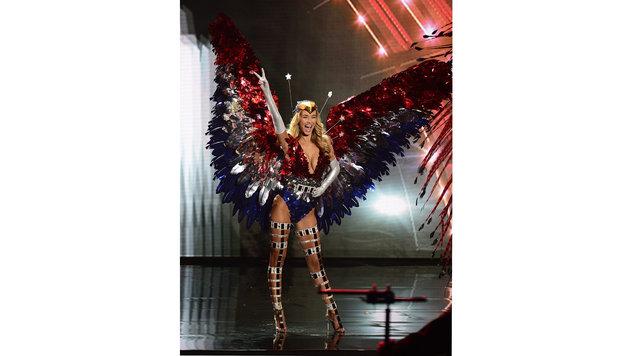 """Miss USA"" Olivia Jordan (Bild: APA/EPA/MIKE NELSON)"