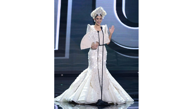 """Miss Philippines"" Pia Alonzo Wurtzbach (Bild: APA/EPA/MIKE NELSON)"