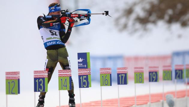 Biathlon: Schempp gewinnt auch Pokljuka-Sprint (Bild: GEPA)
