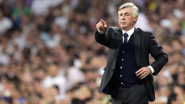 Carlo Ancelotti soll Pep Guardiola nachfolgen (Bild: AFP)