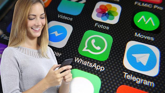 Das passiert, wenn ein Staat WhatsApp abschaltet (Bild: thinkstockphotos.de, flickr.com/Microsiervos)