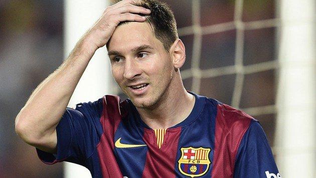 Nierenkolik! Messi fehlt FC Barcelona bei Club-WM (Bild: AFP)