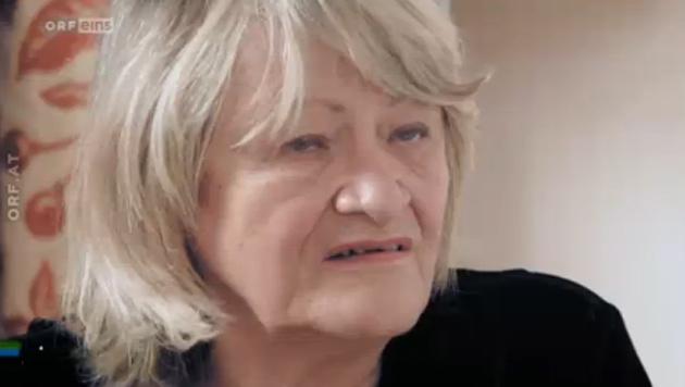 """Alice Schwarzer im Gespräch mit Hanno Settele zum Thema """"FemPorn"""" (Bild: Screenshot tvthek.orf.at)"""