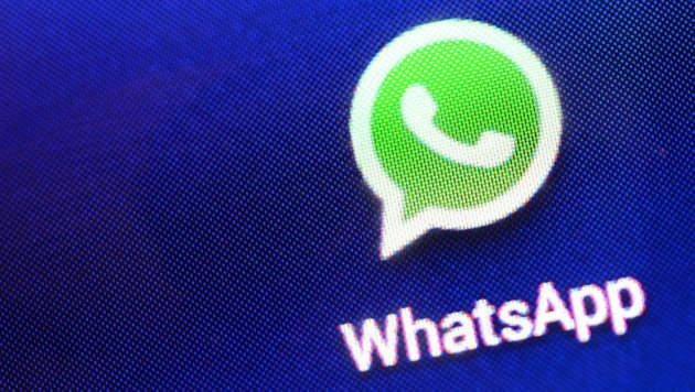 """WhatsApp: Keine """"Hintertür"""" für Behörden (Bild: APA/dpa-Zentralbild/Jens Kalaene)"""