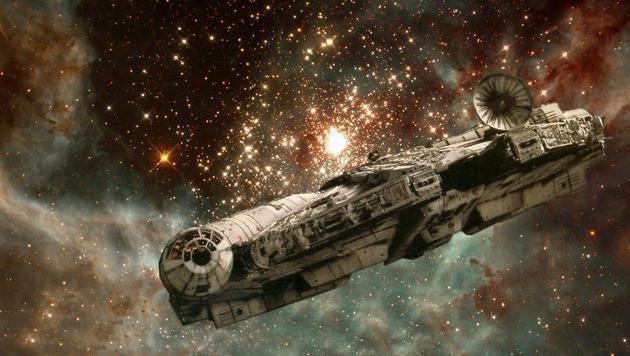 """""""Han Solo kriegt Probleme mit der Versicherung (Bild: januba.com)"""""""