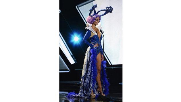"""Miss Australia"" Monika Radulovic (Bild: APA/EPA/MIKE NELSON)"