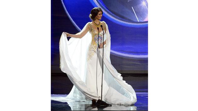 """Miss Italy"" Giada Pezzaioli (Bild: APA/EPA/MIKE NELSON)"