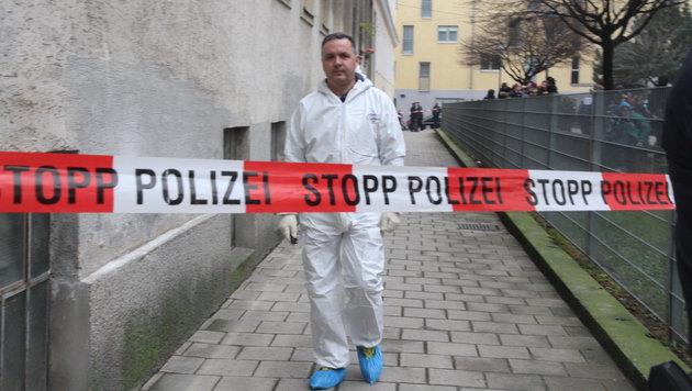 22-Jährige getötet: Die Kinder mussten zusehen (Bild: Andi Schiel)