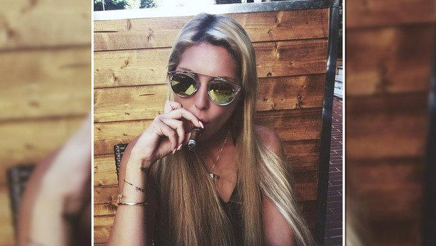 """Protz-Girl verprasst 21.000 € im Monat (Bild: Instagram.com/1larascolara)"""
