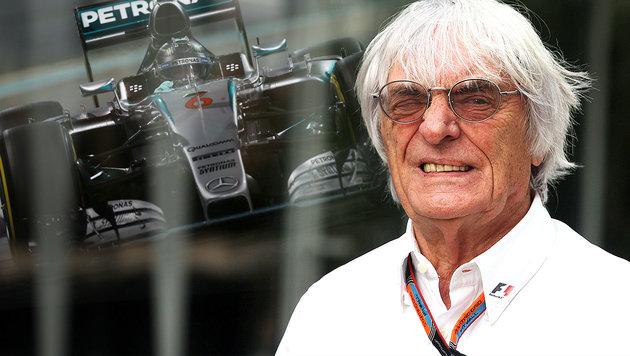 """Bernie Ecclestone: """"Die Formel 1 ist Mist"""" (Bild: GEPA)"""