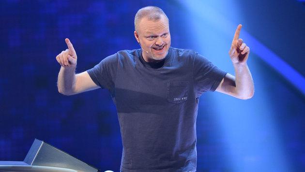 Stefan Raab beendet seine TV-Karriere. (Bild: ProSieben/Willi Weber)