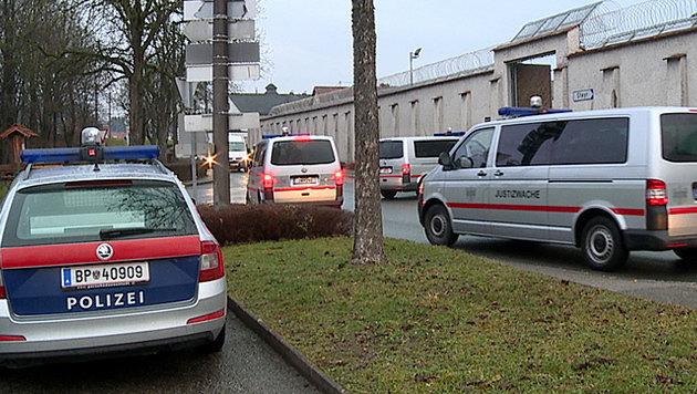 Gefängnisausbruch samt Geiselnahme in OÖ vereitelt (Bild: FOTOKERSCHI.AT/KLAUS MADER)