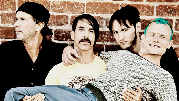 Red Hot Chili Peppers finalisieren neues Album (Bild: Warner Brothers)