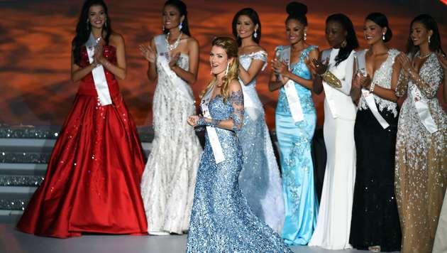 """23-jährige Spanierin ist die neue """"Miss World"""" (Bild: AFP)"""