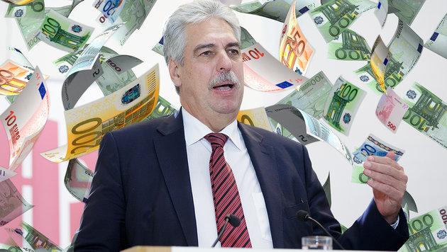 Das ist Schellings Steuer-Etappenplan für 2016 (Bild: APA/GEORG HOCHMUTH, thinkstockphotos.de)